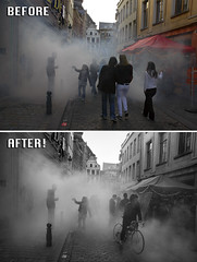 Before After - Fumes - Ben Heine Photography (Ben Heine) Tags: beforeafter benheinephotography photography nature landscape before after photoediting editing retouching photoretouching objectremoval colorcorrection photocorrection composition restoration photorestoration masking clippingpath clipping mattepainting retouche retouchephoto photographie foto fotografie
