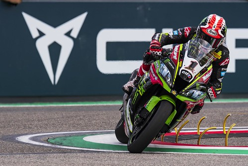 """WSBK Imola 2018 • <a style=""""font-size:0.8em;"""" href=""""http://www.flickr.com/photos/144994865@N06/28494631958/"""" target=""""_blank"""">View on Flickr</a>"""