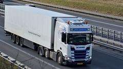 NL - STT Logistics Scania NG R450 HL (BonsaiTruck) Tags: stt scania ng lkw lastwagen lastzug truck trucks lorry lorries camion caminhoes