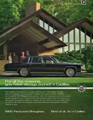 1985 Cadillac Fleetwood Brougham (aldenjewell) Tags: 1985 cadillac fleetwood brougham ad