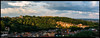 Sunset Citadel (Falcdragon) Tags: sonyzeisssonnarfe1855mmza sonya7riialpha ilce7rm2 liège belgium cityscape sunset light citadel panorama