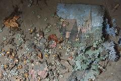 La polvere del mondo (www.nicolabertellotti.com) Tags: urbex decay decadence decadenza villa lost urban exploration derelict rovina rovine abbandonato abbandonata house casa abandoned abandon abbandono esplorazione urbana abandonement forgotten puzzle