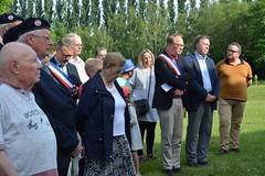 Hommage aux fusillés Polonais (Mairie de Carvin) Tags: souvenir mémoire ancienscombattants hommage cérémonie mai 2018 fusillés polonais
