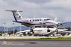 RFDS Beech 200C VH-FDM YBBN (Nathen Sieben) Tags: brisbane airport ybbn bne rfds royal flying doctor service of australia beechcraft super king air vhfdm