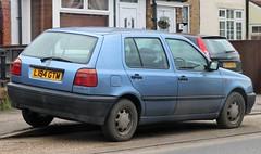 L194 GTM (Nivek.Old.Gold) Tags: 1993 volkswagen golf cl auto 5door 1781cc mcgillexecutive