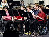 7th-grade band concert (rachel.roze) Tags: performance school richmondmiddleschool hanover march2018 bandconcert 7thgradeband playing clarinet locky adam