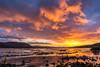 Stunning Sunset over Loch Torridon (ARTS & IMAGES) Tags: loch torridon scotland