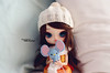 Loving so much image noise! (·Yuffie Kisaragi·) Tags: doll dal angry custom posiongirl booboo obitsu rewigged rechipped