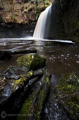 Gwladys1 (Leighton Roberts) Tags: wales waterfallcountry waterfalls araf wfc welshflickrcymru wet ystradfellte pontneddfechan