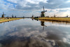 Kinderdijk (edhi) Tags: nederland kinderdijk netherlands holland windmolen windmolens windmills windmill sony sonya6300 sonyalpha a6300 sky water canal reflection reflections