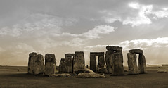 Stonehendge Stones (big_jeff_leo) Tags: ancient old historic history heritage england english monument wonder druid occult stone carved landscape