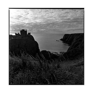 sunrise • dunnotar, scotland • 2017