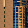 Minneapolis Geometry at Sunset (David M Strom -- Mostly Off and Very Busy) Tags: skyscraper panasonicg9 minneapolis reflections architecture davidstrom windows olympus40150 abstract minimal