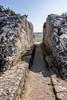 Aqueduc romain (IIéme siècle après J.-C.) à Fontvieille à 7 km d'Arles environ. (Jef ALTERO) Tags: barbegal bouchesdurhône acqueduc fontvieille arles monument romain