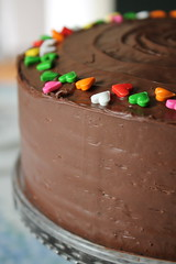 Vegan Chocolate Cake (daynaann97) Tags: chocolate cake vegan food dessert