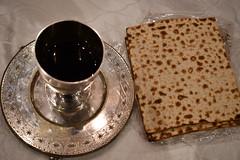 (090/365) Saturday March 31st (philk_56) Tags: passover wine matzoh sedar night pesach