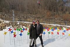 IMG_8657 (Mud Boy) Tags: korea southkorea olympics olympicgames winterolympicstripwithjoyce winter pyeongchang2018olympicwintergames pyeongchang2018 joyceshu joyce clay clayhensley clayturnerhensley republicofkorea rok alp08 alp08alpineskiing alp08alpineskiingladiesdownhill alpineskiing ladiesdownhill jeongseonalpinecentre venuejeongseonalpinecentre winterolympics xxiiiolympicwintergames