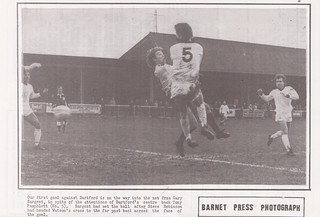 Barnet vs Wycombe Wanderers - 1981 - Page 12