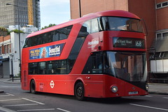 LTZ 1460 (markkirk85) Tags: london bus buses wright new for metroline united 82015 lt460 ltz 1460 ltz1460