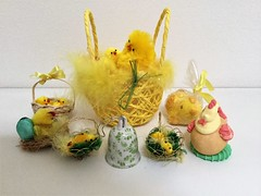 Happy Easter (magellano) Tags: easter pasqua auguri wishes pulcino uovo giallo yellow egg chick casa home