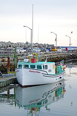 NS-00028 - Gregory & Andrew (archer10 (Dennis) 141M Views) Tags: fishing harbour boatssony a6300 ilce6300 village 18200mm 1650mm mirrorless free freepicture archer10 dennis jarvis dennisgjarvis dennisjarvis iamcanadian novascotia canada clarksharbour capesableisland gregoryandrew lobster traps wharf boats boat