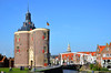 Enkhuizen, de stadspoort de Drommedaris, Nederland 2017 (wally nelemans) Tags: enkhuizen stadspoort citygate drommedaris nederland holland thenetherlands 2017