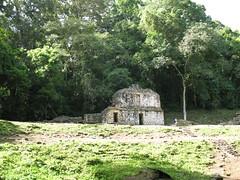 MEXICO 2007 - Estado de CHIAPAS - YAXCHILAN (Julio Herrera Ibanez) Tags: méxico yaxchilan chiapas sitiosarqueologicos ruinas jungla