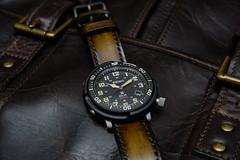 SEIKO PROSPEX FIELDMASTER LOWERCASE SOLAR (Yu-Chu Lien) Tags: nikon df 2485 watch 錶 seiko 沃坦 wotancraft lowercase prospex fieldmaster