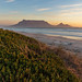 Table Mountain From Sunset Beach
