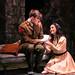 Tom Kay (Stephen Wraysford) & Olive Bernstone (Lisette) in BIRDSONG. Credit Jack Ladenburg