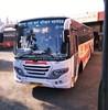 Miraj - Mumbai Central (shubhamligade11) Tags: msrtc shivshahi bus ac tata antony miraj mumbai