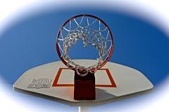 Hoop Dream (ricko) Tags: basketball backboard net hoop sky 102365 2018