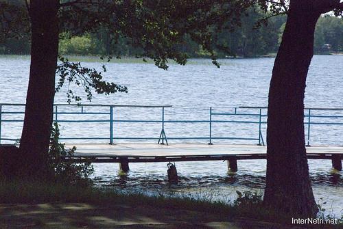 Шацький Національний Природний Парк Озеро Пісочне  МІстки InterNetri  Ukraine 130