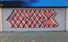 Schuttersveld (oerendhard1) Tags: graffiti streetart urban art rotterdam oerendhard crooswijk schuttersveld ziek