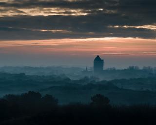 misty morning!