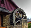 Wheel House Franklin Tasmania (AdamsWife) Tags: australia tasmania house building wheel franlin
