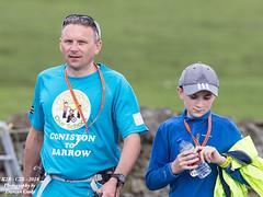 B57I4109-K2B-&-C2B (duncancooke.happydayz) Tags: k2b charity cumbria coniston c2b keswick barrow people walk walkers run runners