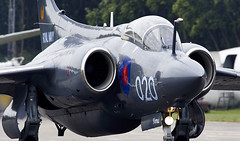 Buccaneer (Bernie Condon) Tags: blackburn buccaneer s2 strike attack bomber military warplane jet raf rn royalairforce royalnavy uk british bruntingthorpe coldwarjets aircraft planes aviation jets taxi