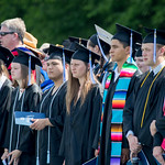 "<b>Commencement 2018</b><br/> Luther College Commencement Ceremony. Class of 2018. May 27, 2018. Photo by Annika Vande Krol '19<a href=""//farm1.static.flickr.com/877/40651602010_76d8483577_o.jpg"" title=""High res"">∝</a>"