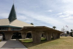 . (Kate Hedin) Tags: frank lloyd wright flw phoenix az arizona first christian church fcc fccphx architecture