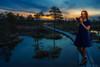 Sunrise_Kemeri_-5 copy (inna.grigorjevna) Tags: redhair magic reading lake water sunset sunrise girl bluedress dress woman beatiful beaty sun forest color blue dream dreaming книга book читать девушка лес озеро болото рассвет закат загадга синиеплатье платье синий голубой рыжая