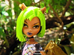 (Linayum) Tags: clawdeen clawdeenwolf mh monsterhigh monster mattel doll dolls muñeca muñecas toys toy juguetes linayum