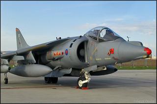 British Aerospace Harrier GR.7