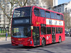 Go Ahead London Central . E268 SN62DHA . Hyde Park Corner , London . Wednesday 18th-April-2018 . (AndrewHA's) Tags: bus hydeparkcorner go ahead london central alexander dennis e40d adl enviro 400 tfl route 36 queens park new cross gate double dual door passenger transport