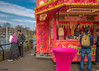 Cotton Candy (Ramireziblog) Tags: cotton candy suikerspin fairy floss spun sugar gesponnen suiker fluffy stuf pashmak den haag buitenhof street straat canon 6d girl snoepen kraam hofvijver fontein popcorn verkoop moslima