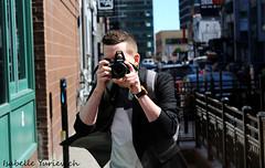 Un photographe à Montréal (isabelleyurievich) Tags: portrait homme montréal