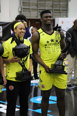 Jam Fest Trophies (Chuck Diesel) Tags: mcdonalds allamerican dunkcontest 3point trophy 2018 atlanta zionwilliamson jamfest basketball highschool sports athletes