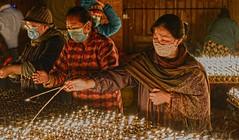 Tamu Losar Candles Kathmandu DSC_7778 (JKIESECKER) Tags: tamulosar nepal kathmandunepal celebrations newyear portrait peopleportraits