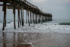 DSC_7389 (Copy) (pandjt) Tags: roadtrip unitedstates usa northcarolina outerbanks capehatterasnationalseashore nationalpark hatterasisland hatterasnc avonnc avon pier oceanpier beach beachscenic americaspier avonpier kinnakeeters