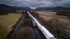 Flight at Barree (benpsut) Tags: barree drone middledivision ns ns20t ns8183 nspittsburghline norfolksouthern prr prrsignal pennsy aerial aerialphotography clouds dronephotography farm grass intermodal mainline mountains road signal signalbridge tracks